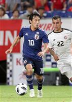 サッカー日本代表 欧州で輝き放つ若手 W杯組苦戦