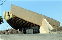 丹下健三設計の船の体育館、保存に向けて展覧会 香川