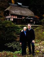 【話の肖像画】建築デザイナー カール・ベンクス(4)新潟の田舎暮らしを満喫