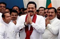 【国際情勢分析】スリランカ「親中」前大統領が復権 中国、影響再拡大へ虎視眈々