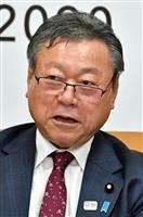 【新閣僚に聞く】桜田義孝五輪相「北朝鮮歓迎には拉致解決が大前提」