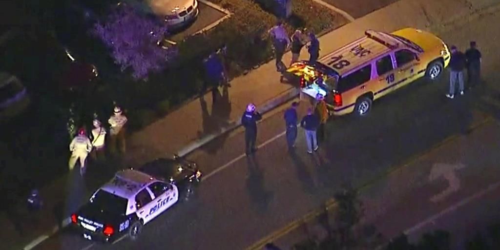 米ロサンゼルス郊外のバーで銃乱射 11人撃たれ死者複数との情報 ...