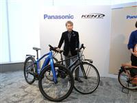 パナソニック、電動自転車で米攻勢。大手と提携で商品投入