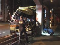 横浜バス7人死傷事故 原因は睡眠時無呼吸症候群か