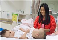 結合双生児の分離手術成功 豪病院でブータン人姉妹