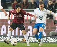 原口元気は後半42分から出場 サッカーのドイツ1部
