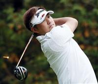 秋吉が首位、松山は25位 三井住友ゴルフ第3日