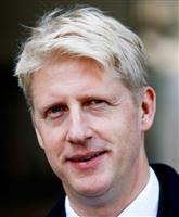 ジョンソン前英外相の弟が閣僚辞任 EU離脱案に反対