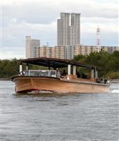 【動画あり】江戸期の「淀川三十石船」復活プロジェクト始動へ
