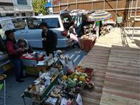 京都・新大宮商店街に交流広場 民間の空き地活用