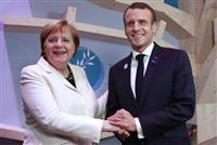 「ツイッター外交しない」 仏大統領、米と違い鮮明に