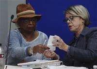 米中間選挙 フロリダ州で再集計始まる