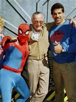 スタン・リー氏死去 「スパイダーマン」など創作、米コミック界「巨匠」