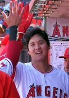 新人王受賞した大谷翔平「投手より打者で貢献できた」