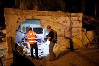 ガザ衝突、イスラエル市民に死者 報復攻撃を激化も