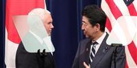 ペンス米副大統領「権威主義は許されない」 安倍首相と会談、対中覇権への対抗を鮮明に