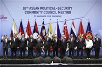 ASEAN首脳会議 南シナ海「懸念に留意」明記へ