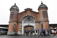ホテルに変わる旧奈良少年刑務所、最後の見学会