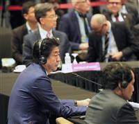 RCEP首脳会合 「来年に妥結」を確認 年内は断念