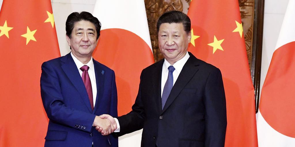 外交安保取材】日本の首相が7年...