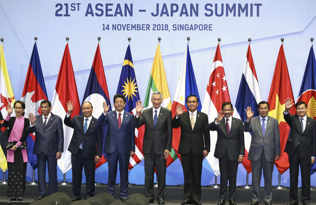 安倍首相、日ASEAN首脳会議でインフラ開発、人工知能など8分野で ...