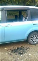 陸自砲弾落下「突然雷のような音」 車の窓ガラス砕けた川村さん