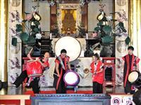 紅葉の名庭を特別公開 京都市などが金戒光明寺でセレモニー