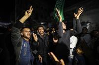 ハマスが停戦合意を発表 イスラエルとの応酬沈静化