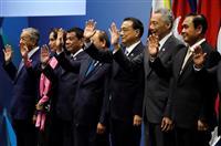 中国首相、南シナ海「規範」文書めぐり ASEAN首脳と会談
