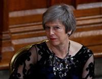 英EU離脱 英首相に「国内の壁」…展開次第でメイ氏辞任も