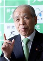 3年以内の平和条約締結は「見事な決断」 鈴木宗男氏