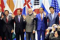 安倍晋三首相、中国念頭に国際基準要求 「一帯一路」牽制