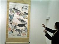 「日本最後の文人」画家・富岡鉄斎の野菜涅槃図を初公開 京都の泉屋博古館