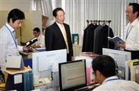 【風吹こうとも 関西経営者列伝】エーアイテイー・矢倉英一社長(3) 中国事業で独立創業…