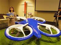 「空飛ぶクルマ」来年にも試験飛行 政府が素案提示