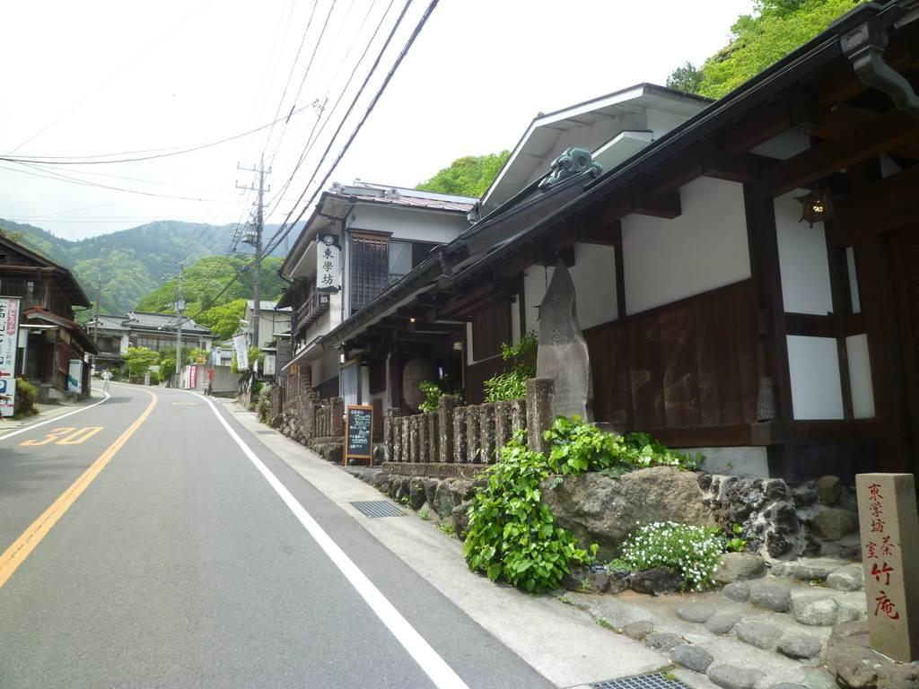 大山の参詣客向けの宿泊施設「宿坊」。新たな観光客獲得に向けて修学旅行生の受け入れを始めている=神奈川県伊勢原市