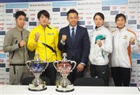 池江、賞金大会に「チャンスあるかな」 競泳・北島杯