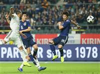 ベネズエラ戦速報(3)日本が1-0で後半へ 酒井代表初ゴール