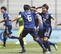 日本が6-0で大勝 U-17女子W杯の第2戦