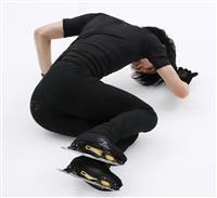 羽生結弦、右足首負傷か 練習中に4回転で転倒