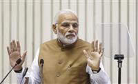 インド、米の戦略を歓迎も中国包囲網に慎重