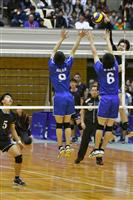 【春高バレー 福岡大会】男子は8年連続で東福岡 女子は福岡工大城東が初優勝