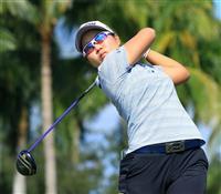 畑岡奈紗が最終戦9位、賞金ランク5位に 米女子ゴルフ
