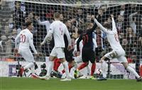 イングランドがW杯準決勝の雪辱 サッカー欧州ネーションズL