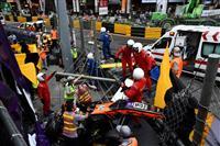 マカオGPで事故 日本人ら5人負傷