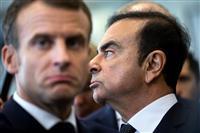 仏ルノー株が15%超の急落、ゴーン会長逮捕で