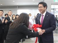 新潟市長、今後3年を「集中改革期間」に 就任会見