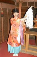 【しずおか~このひと~】草薙神社初の女性宮司・森千早都さん(31)