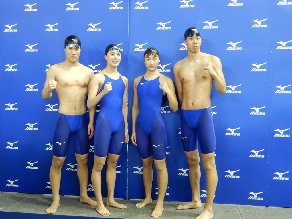 年発売のアリーナ新作競泳水着「Aquaforce ∞( …