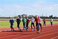 ハンガリー近代五種チームが栃木県で日本と合同合宿